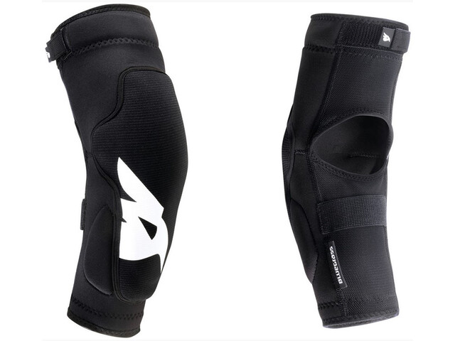 bluegrass Solid Elbow Pad black